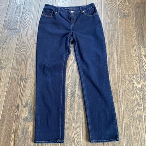 Chico's Slim Leg Jean 1.5